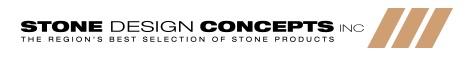 Stone Design Concepts